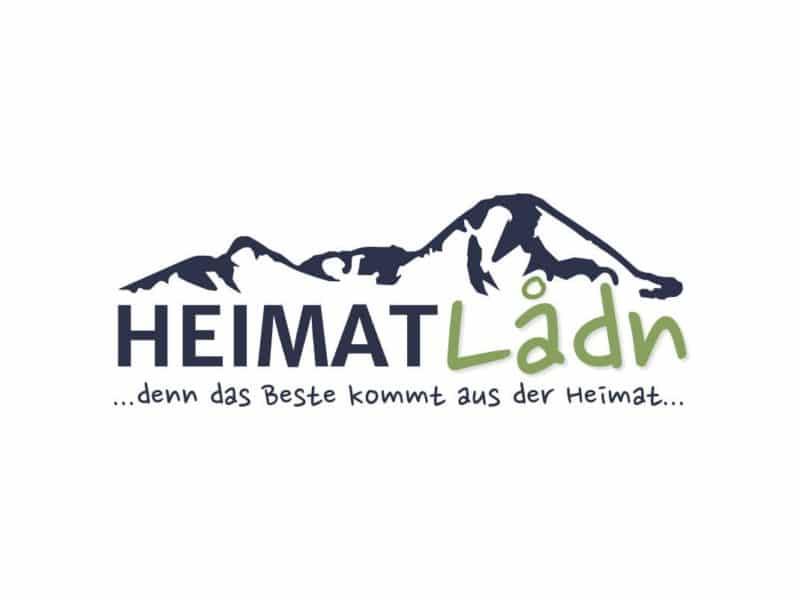 Logo Entwicklung und Design durch Againstmedia für den Heimatladen