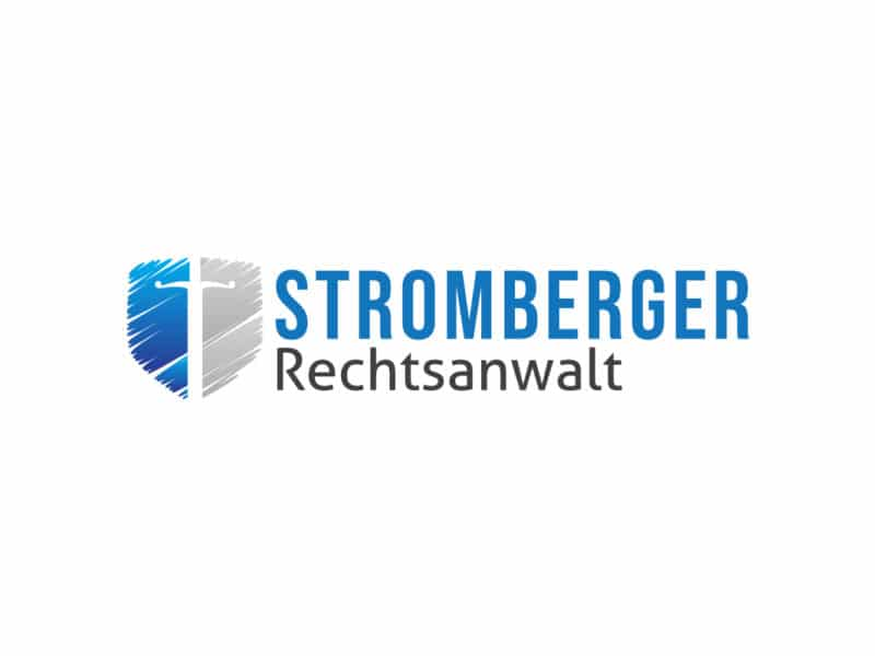 Neues Logo für Rechtsanwalt Mag. Stromberger in Villach